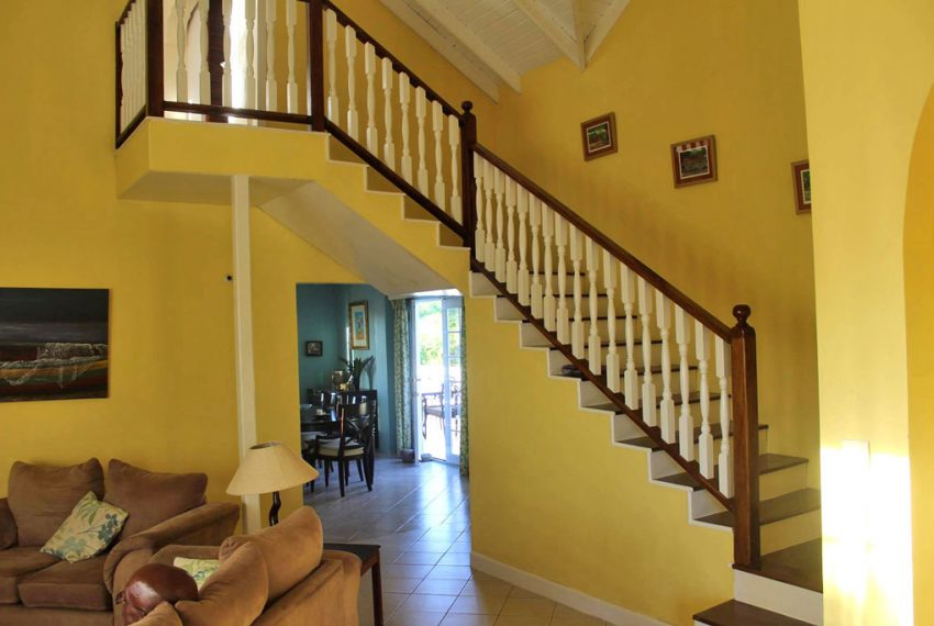 St-Lucia-Homes---Choiseul-Family-Home---stairway