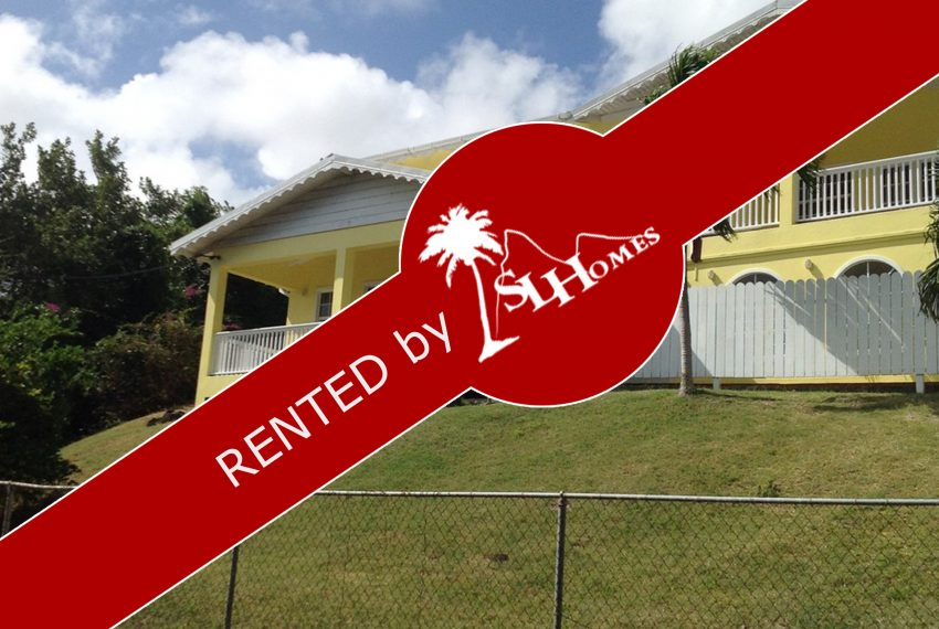 RENTED By St Lucia Homes BON 035