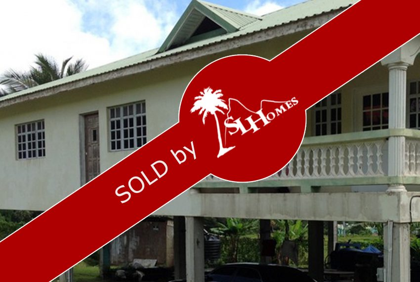 SOLD By St Lucia Homes - BAB 006