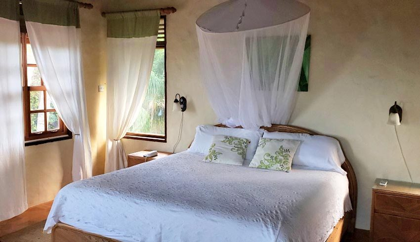 St-Lucia-Homes---Chateau-Devaux---bedroom-1