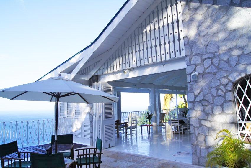 Bananaquit Villa - outdoor