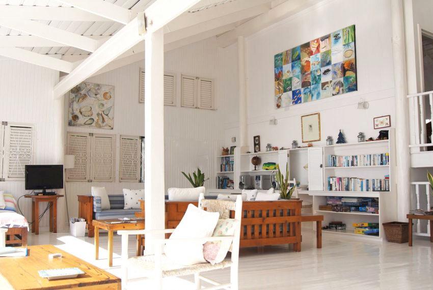 Bananaquit villa - livingroom