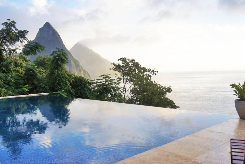 Bananaquit villa - pool