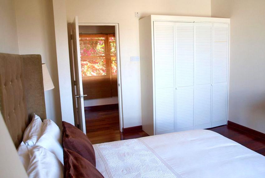 St Lucia Homes Villa Matesse-bedroom-brown pillowsjpg