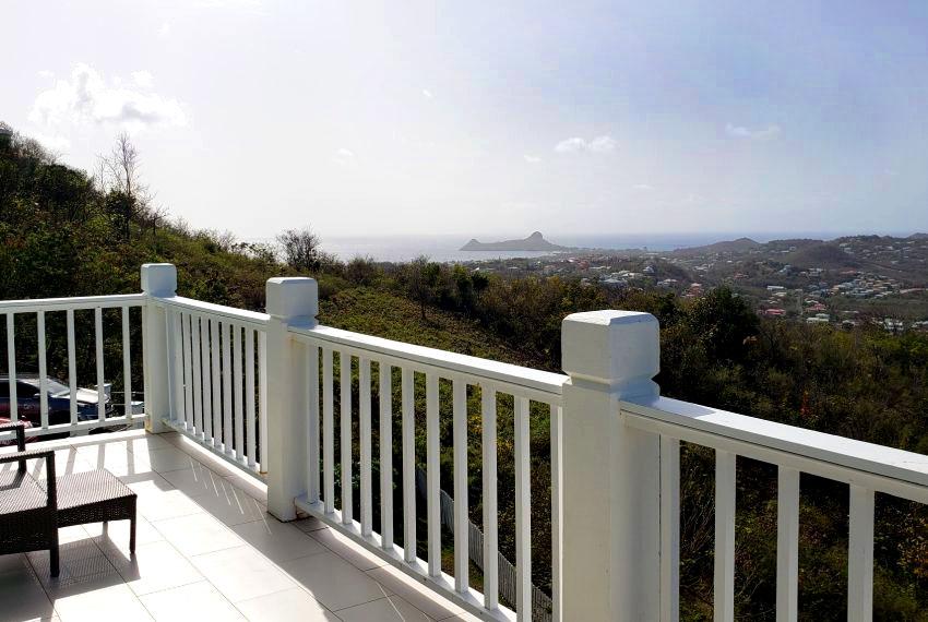 Villa Matesse-balcony view