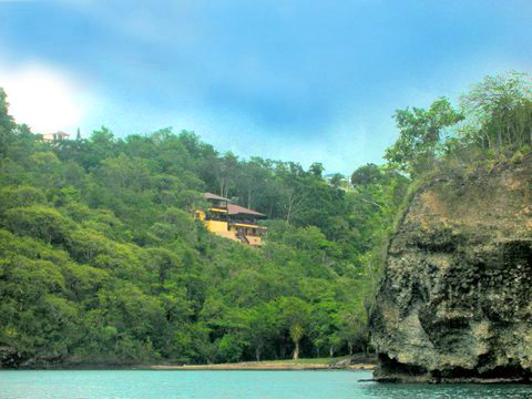 st lucia homes - Villa Pomme D' Amour - on the hill