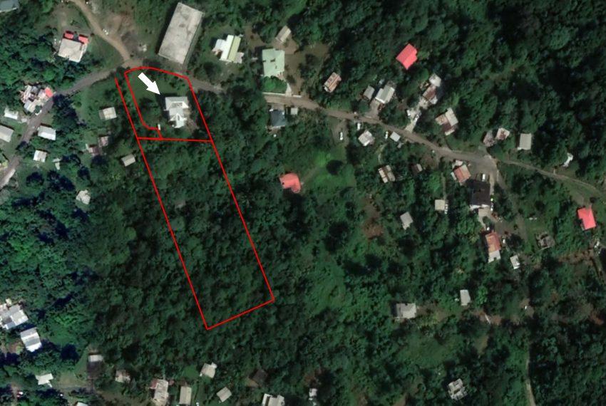 UNI 012 - Land layout