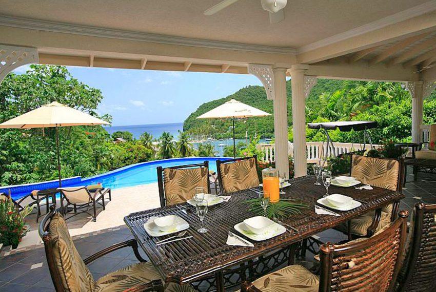St-Lucia-Homes---MRG033---Villa-Ashiana---Pool-View