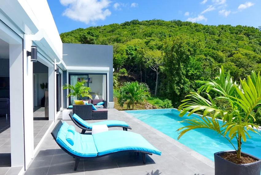 St-Lucia-Homes---GRI005-Lab-Villa---Deck-Pool