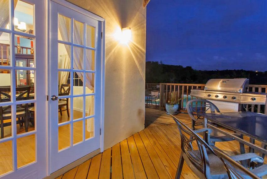 St-Lucia-homes---Villa-Chloesa---Barbecue